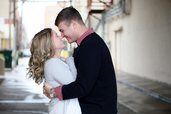 Charlotte Photography: Fee Engagement Preview &emdash;